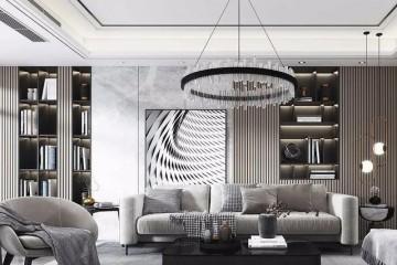 2020年特殊空间全屋整装环保集成墙板(木饰面)盛行趋势