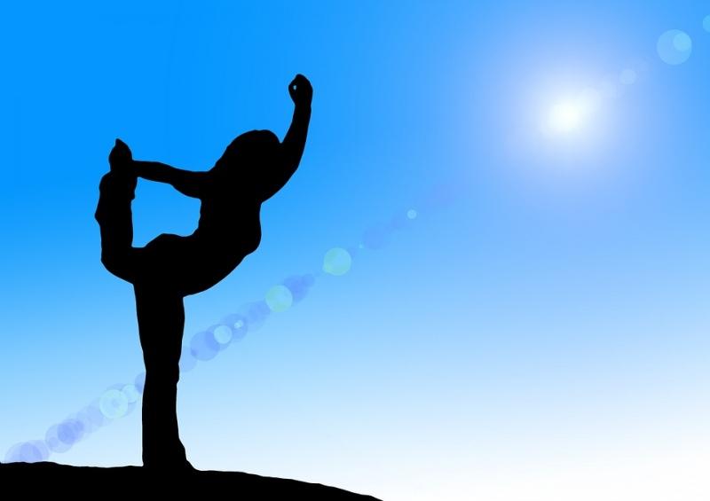 男女睡前瑜伽瑜伽有什么好处吗